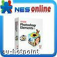 ADOBE Photoshop Elements 6.0 Full Retail Full Box for MACINTOSH MAC Education