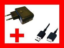 ★★★ CHARGEUR SECTEUR + CABLE USB 150 Cm Pour SONY WALKMAN NWZ-S544/    NWZ-S545