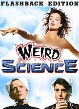 Weird Science DVD Movie Flashback Edition Kelly Le Brock BRAND NEW