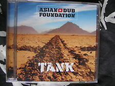 Asian Dub Foundation: Tank, 2005, CD Naïve, Electro/Ragga/Hip-hop/Dub, NEUF!!!