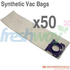 Kleenmaid, Sebo, Windsor, Clark SMARTVAC Vacuum Synthetic Bag #VP1029S , 50Pk