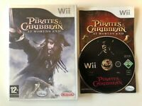 Wii & Wii U - Pirates of the Caribbean at World's End - Official UK Stock