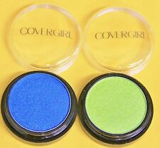 2 Pcs. CoverGirl Flamed Out Shadow Pot Eye Shadow #310 #315