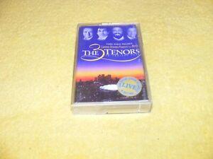 The 3 Tenors - In Concert 1994 Cassette Tape