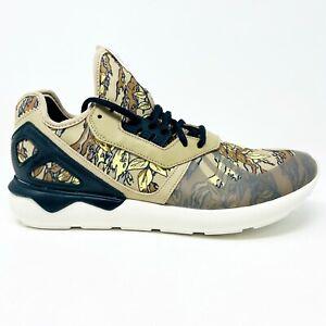 Adidas Originals Tubular Runner Hemp Black Mens Size 11 Sneakers B35638