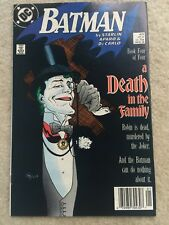 Batman #429 *A Death In The Family Pt. 4* *KEY*