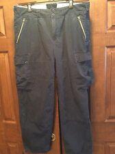 Polo Ralph Lauren Cargo Pants Navy Blue Size 38/32