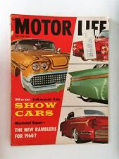 Motor Life Magazine May 1959 Cadillac - El Camino - Chrysler New Yorker Imperial