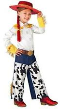 Exclusive Disney Store Toy Story 3 JESSIE Cowgirl COSTUME + HAT w/ Braid  Sz 2/3