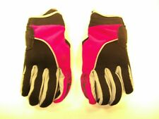 SPEED AND STRENGHT COMIN IN HOT GLOVES PINK/BLACK XL WOMENS CLOSEOUT