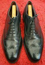 206- Chaussures hommes richelieu Church's chetwynd Noir  125E/46,5 bon état