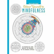 Colour Yourself to Mindfulness Postcard Book: 20 mandalas and motifs to colour i