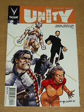 UNITY #2 VF (8.0) VALIANT VARIANT COVER DECEMBER 2013