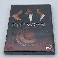Shallow Grave (DVD, 1998) Ewan McGregor - New Sealed Rare