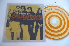 LA BANDE DU DRUGSTORE CD OST POCHETTE CARTONNEE CREAM THE TROGGS EASYBEATS ...