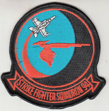 VFA-94 MIGHTY SHRIKES COMMAND CHEST PATCH