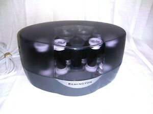 Remington Care Setter Ionic Velvet Hot Rollers Curlers KF-20i Pageant