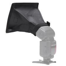 Universal 15cm*17cm Light Mini Diffuser Reflector Softbox DSLR Camera Foldable