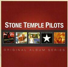 Stone Temple Pilots - Original Album Series: Core / No.4 / Purple / Sh (NEW 5CD)