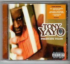 (GX807) Tony Yayo, Thoughts of a Predicate Felon - 2005 CD