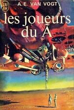 Les Joueurs du Ã.Alfred E.VAN VOGT.J'ai Lu Science-fiction 1971 SF20