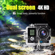 Waterproof 4K Wifi HD 1080P 16MP Ultra Sports Action Camera DVR Cam Camcorder