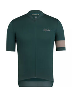 Rapha Classic Flyweight Jersey Green Size M
