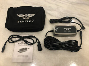 Bentley Continental GT 2004-11 Battery Trickle Charger Tender Maintainer US7000