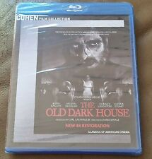 The Old Dark House Blu-ray DVD Melvyn Douglas Charles Laughton Bo