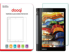 Dooqi Premium Tempered Glass Screen Protector for Lenovo Yoga Tab 3 8 inch