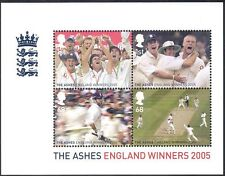GB 2005 England Cricket/Ashes Winners/Test Match/Sports/Games 4v m/s (n16900)