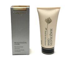 Lancome Maquisatin Creme Gentle Satin Finish Foundation 50 ml * Beige Ivoire 4 *
