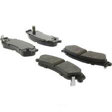 Centric Front /& Rear Ceramic Brake Pads 2SET For Oldsmobile Cutlass Supreme