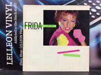 Frida Shine LP Album Vinyl Record EPC26178 A2/B3 Pop 80's