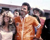 The Cannonball Run (1981) Burt Reynolds, Farrah Fawcett 10x8 Photo