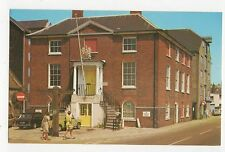 The Custom House & Town Beam Poole Old Postcard 355a