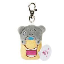 Me to You Smiley Hi Emoticon Key Ring Clip Fun Accessory - Tatty Teddy Bear