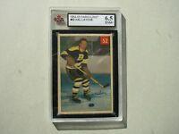 1954/55 PARKHURST NHL HOCKEY CARD #52 HAL LAYCOE KSA 6.5 EX/NM+ 54/55 PARKIE