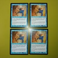 Hapless Researcher x4 Judgment 4x MTG Magic the Gathering Playset