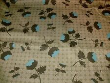 Decorator Fabric Ginseng Turquoise Olive Green Lime Upholstery Wholesale BTY