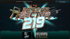 BATTLE FOR SECTOR 219 NEW / SEALED  (RE-IMPLEMENTS: THE BATTLE FOR HILL 218)