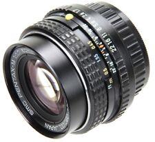 Pentax M 50 mm 1.7 Lens Mount PK  (Réf#F-170)