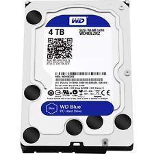 WD WD40EZRZ Blue 4 TB 3.5-inch PC Hard Drive 4tb SATA 64mb 3.5in HD