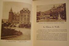 BATON Antoine - LE CHATEAU DE VIZILLE - 1925