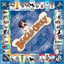 Late for The Sky Beagle-opoly Board Game