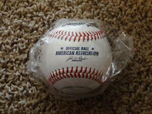 Rawlings Official AMERICAN ASSOCIATION Baseball (1 NEW Minor League Ball)