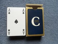 British Airways Concorde Playing Cards Mint Sealed 1970's Rare