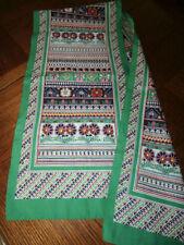 Unbranded Polyester Floral Original Vintage Scarves & Shawls