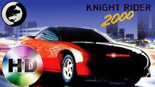 KITT 2000 - 50+ Remastered Voice and Music Tracks (2) CD's