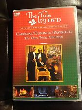 THREE TENORS**THREE TENORS CHRISTMAS: THE YULE LOG**DVD